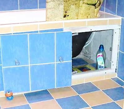 оригинальные люки под ванну